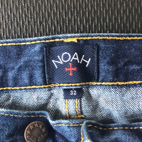 Noah NYC Other - Noah NYC Japanese Selvage Denim